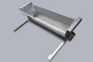Stainless Steel Tray Unloader